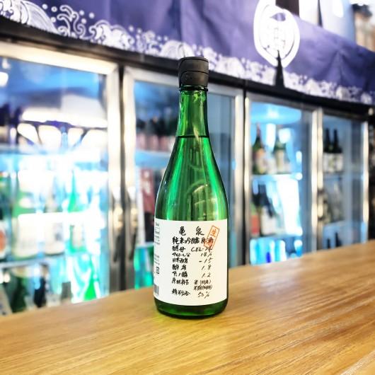 龜泉 CEL-24 純米吟釀原酒 生酒 720ml